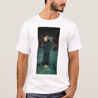 Victorian Fine Art, Circe Invidiosa by Waterhouse T-Shirt