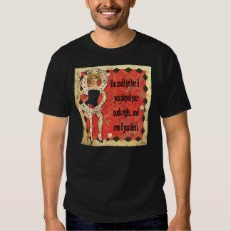 Victorian Floozies T-shirt