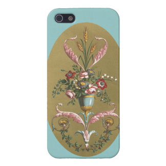 Victorian Floral Arrangement iPhone 5 Cases