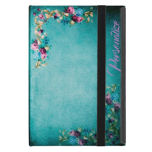Victorian floral case for iPad mini