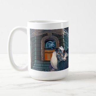 Victorian Friends zazzle_mug