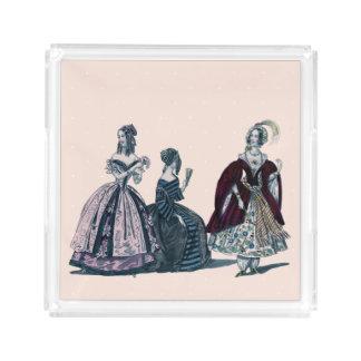 Victorian Gals - Serving Tray