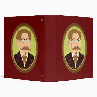 Victorian Gentleman Portrait Binders