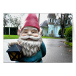 Victorian Gnome Greeting Card