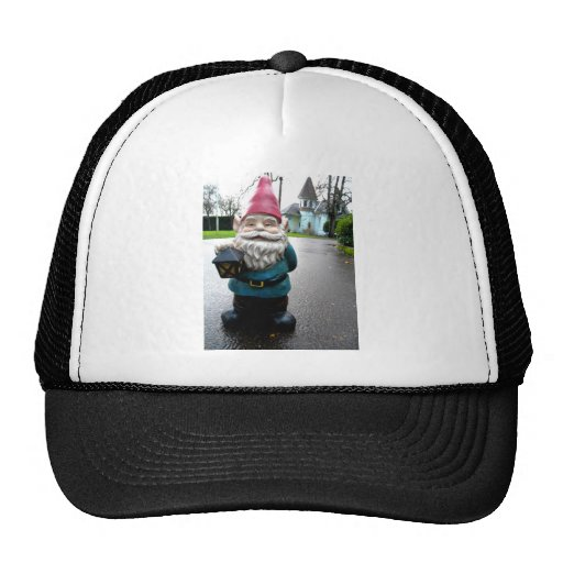 Victorian Gnome Trucker Hat