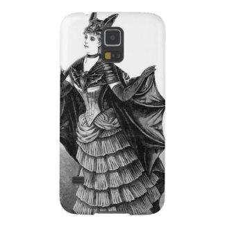 Victorian/Gothic Batgirl/Bat Costume Case For Galaxy S5