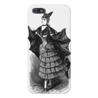 Victorian/Gothic Batgirl Costume, iPhone 5 Case