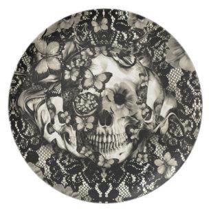Gothic Plates   Zazzle