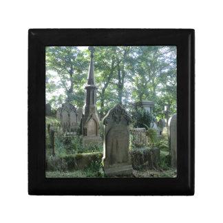 Victorian Gravestones at the Bronte Parsonage Gift Box