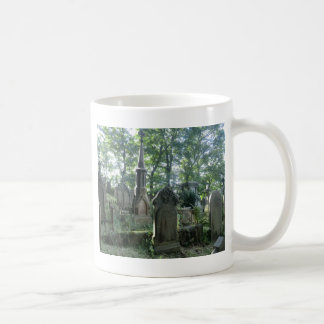 Victorian Gravestones at the Bronte Parsonage Coffee Mugs