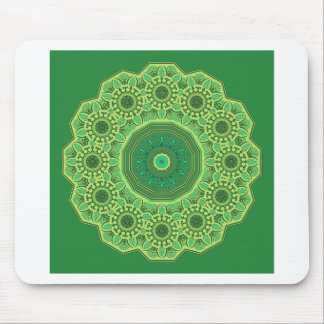 Victorian Green No. 1 Mouse Pad