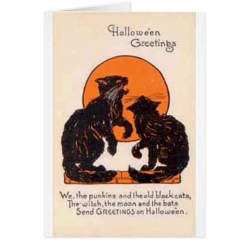 Victorian Halloween Card 027