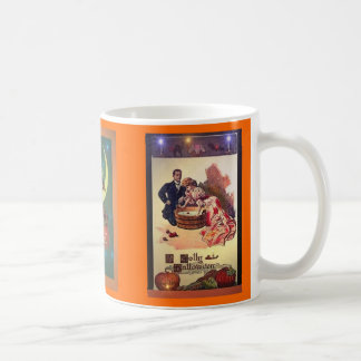 Victorian Halloween mug 1