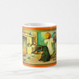 Victorian Halloween mug 14