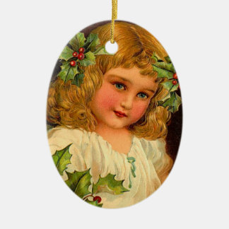 Victorian Holiday Ornament