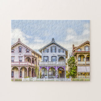 Victorian House Row Puzzle
