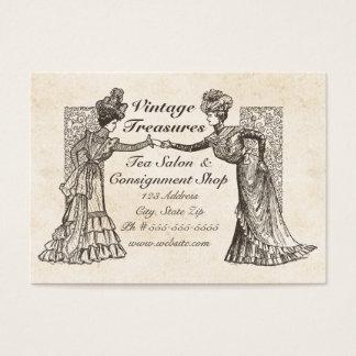 Victorian Ladies Business Card