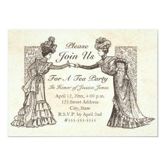 Victorian Las Invitation