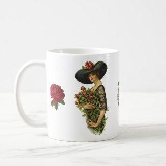Victorian Ladies Mug