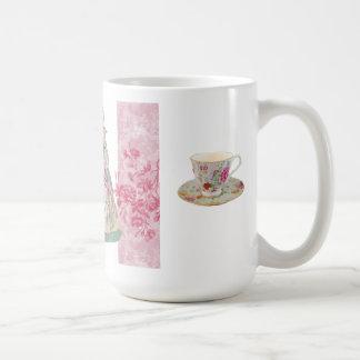 Victorian Ladies Coffee Mugs