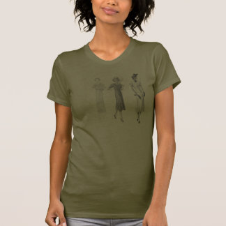 Victorian Ladies T Shirt