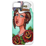 Victorian Lady Iphone 5 Case
