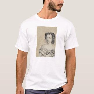 Victorian Lady Portrait T-Shirt