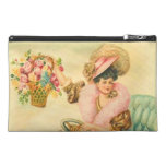 Victorian Lady Travel Accessories Bag