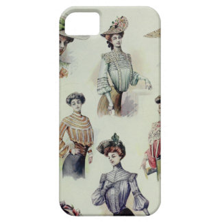 Victorian Lady – Vintage French Fashion – Blouses iPhone SE/5/5s Case