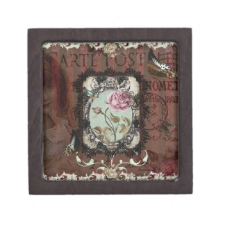 Victorian Letters (in red) Gift Box