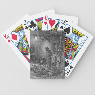 Victorian London Playing Cards
