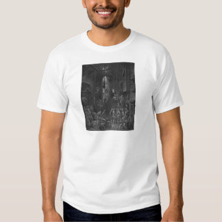 Victorian London - River Side Street T Shirt