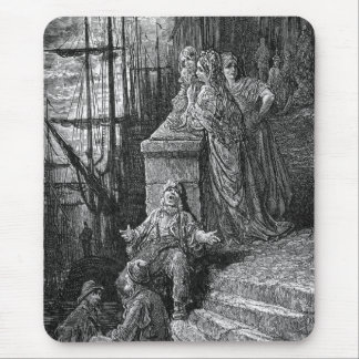 Victorian London - The watermans family Mouse Pad