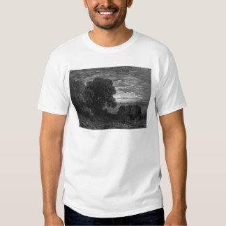 Victorian London -  Two Pilgrims at Highgate T-shirt
