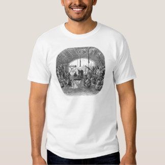 Victorian London - Warehouse by the Thames T-shirt