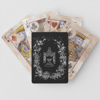 victorian memento bicycle playing cards