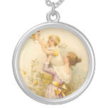 Victorian Mother and Girl Jewelry