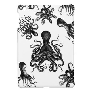 Victorian Octopus Kraken! Steampunk Pirate ipad Cover For The iPad Mini