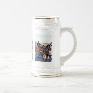 VICTORIAN OLD ENGLAND UK COFFEE MUGS