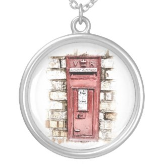 VICTORIAN - OLD ENGLAND UK necklace