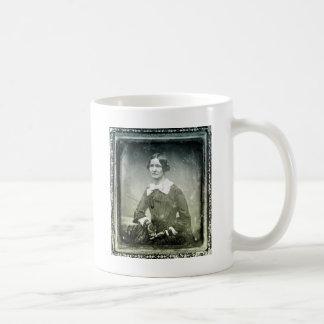 Victorian Old Woman Portrait Coffee Mug