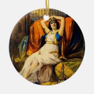Victorian Opera Christmas Ornament