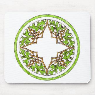 Victorian ornamental design mousepads