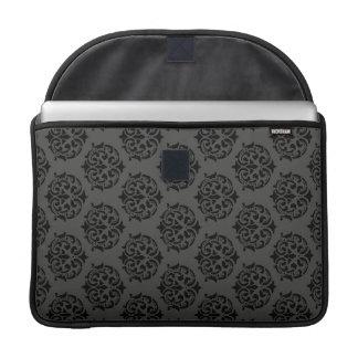 Victorian Ornamental Macbook Pro Flap Sleeve MacBook Pro Sleeve