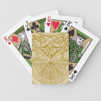 Victorian Ornaments Bicycle Playing Cards