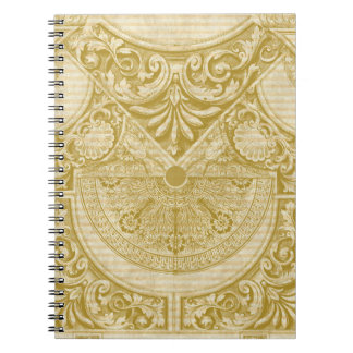 Victorian Ornaments Notebook