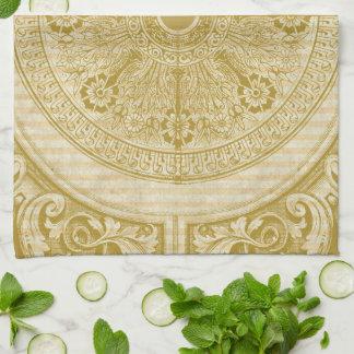 Victorian Ornaments Towel