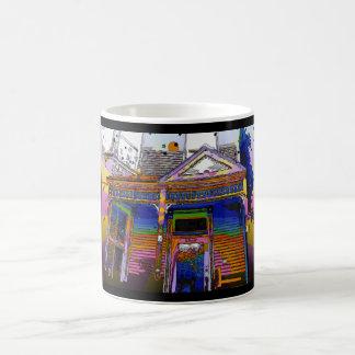 Victorian Painted Lady Porch Coffee Mug