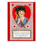 Victorian Pirate Valentine Card