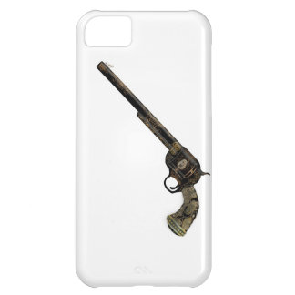 Victorian Pistol Cover For iPhone 5C